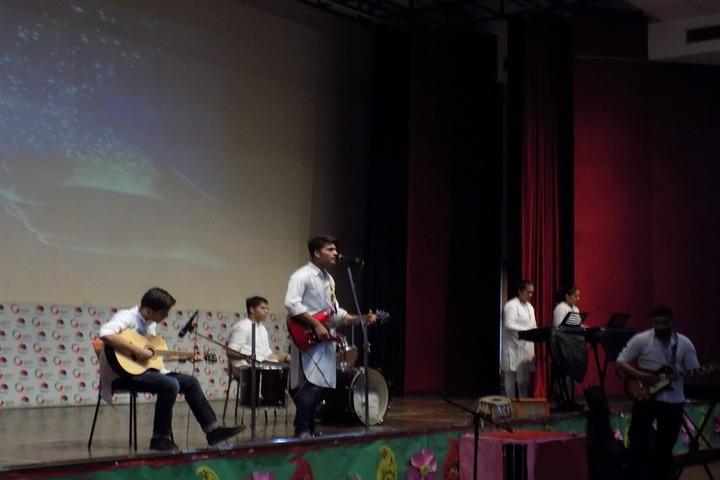 Global Indian International School-Music