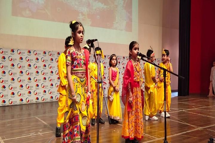 Global Indian International School-Singing
