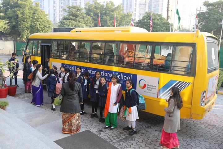 Global Indian International School-Transport