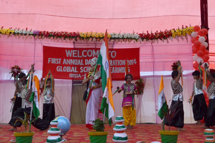 Global School Of Learning-Annual Day