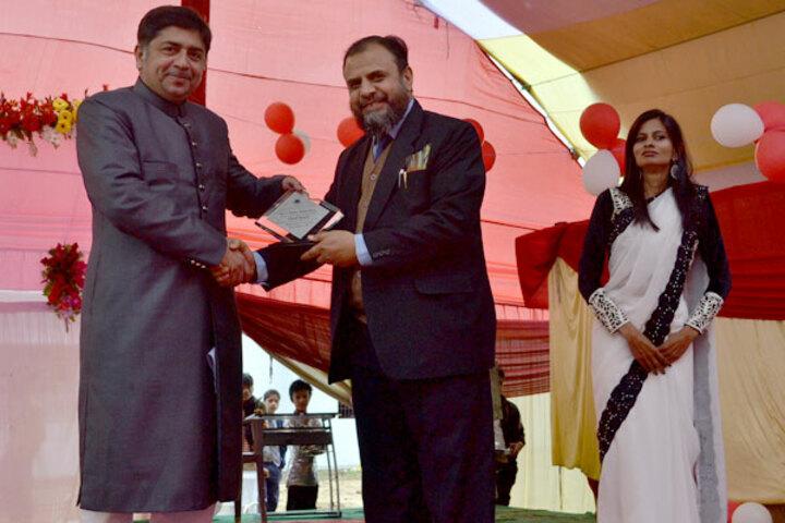 Global School Of Learning-Award