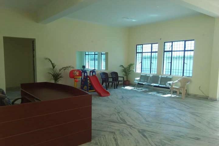 Global School Of Learning-Vising Room