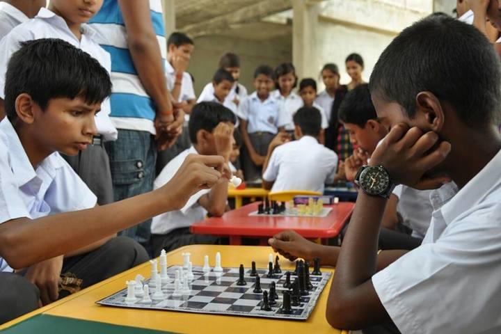 Global Wisdom School Of Education-Chess