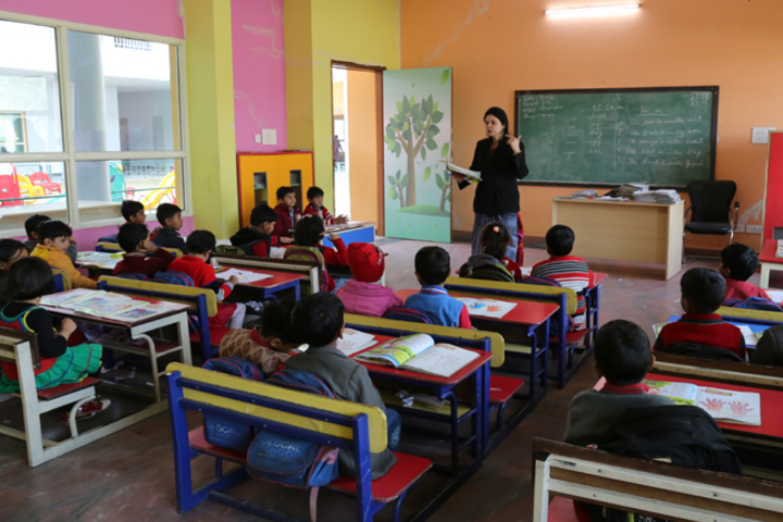 Glocal School-Classroom