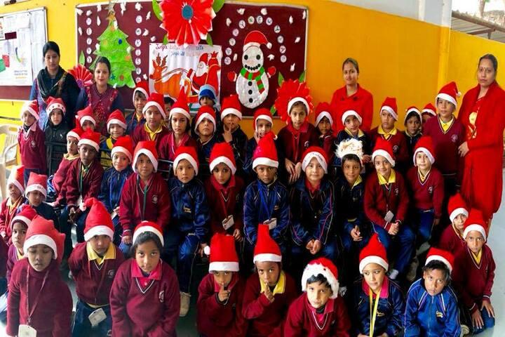 Glorious Academy-Christmas