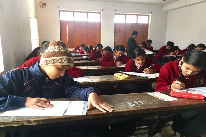 Glorious Academy-Exam hall