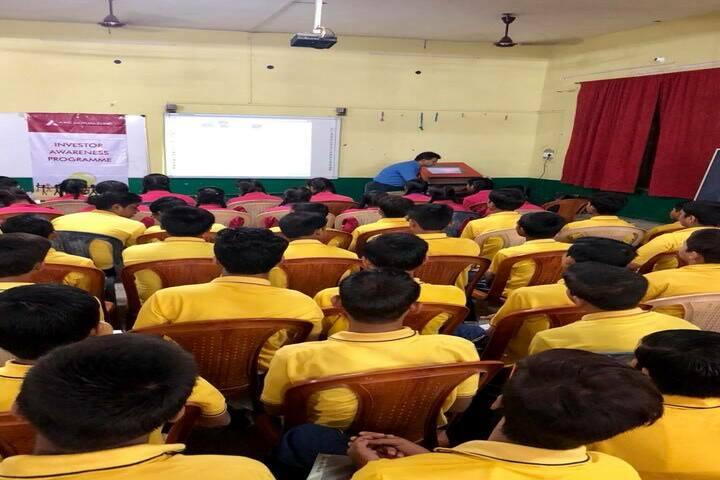 Glorious Academy-Programme