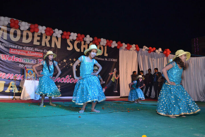 Glory Modern School-Dance
