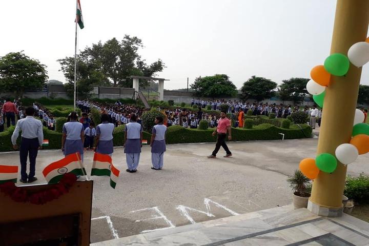 Glory Modern School-Republic Day