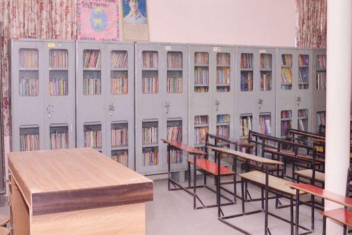 Golden Flower Senior Secondary School-Library