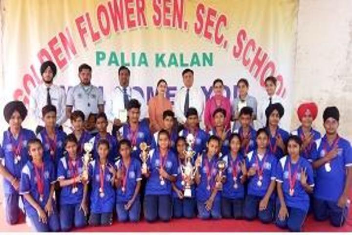 Golden Flower Senior Secondary School-Sports