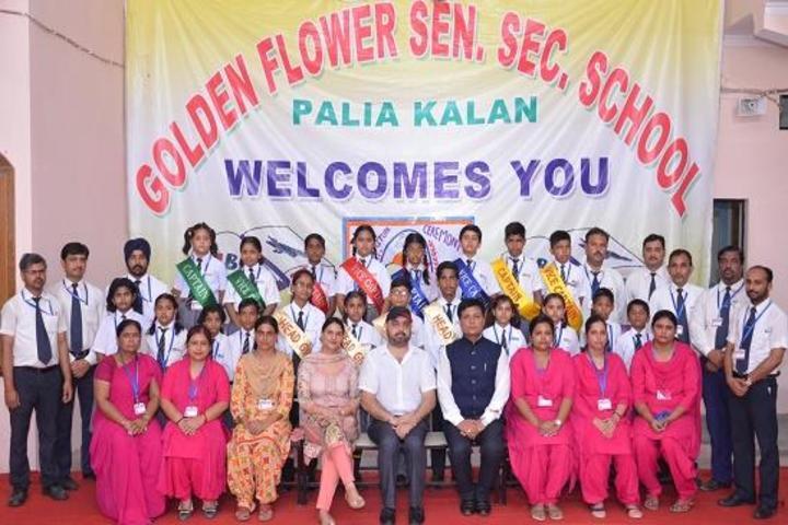 Golden Flower Senior Secondary School-Events2