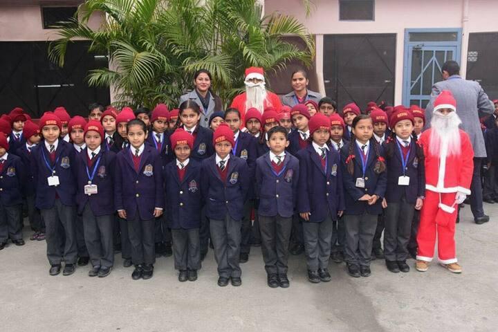Golden Flower Senior Secondary School-Christmas Day