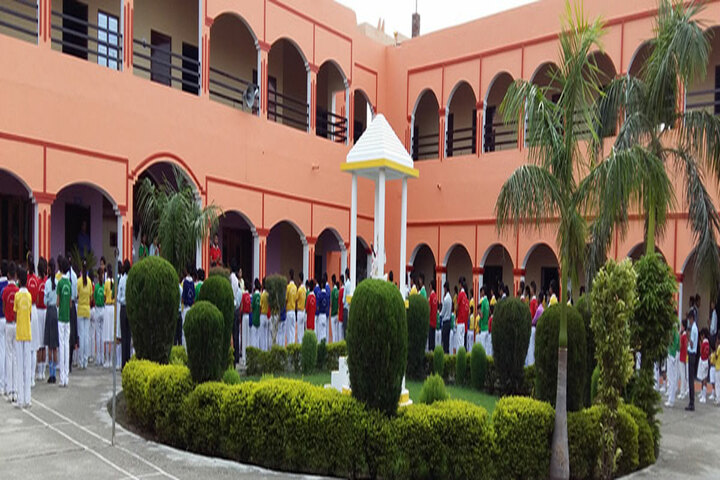 Golden Future Public School-Campus