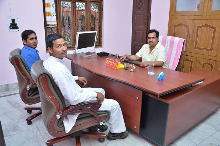 Golden Future Public School-Director Room