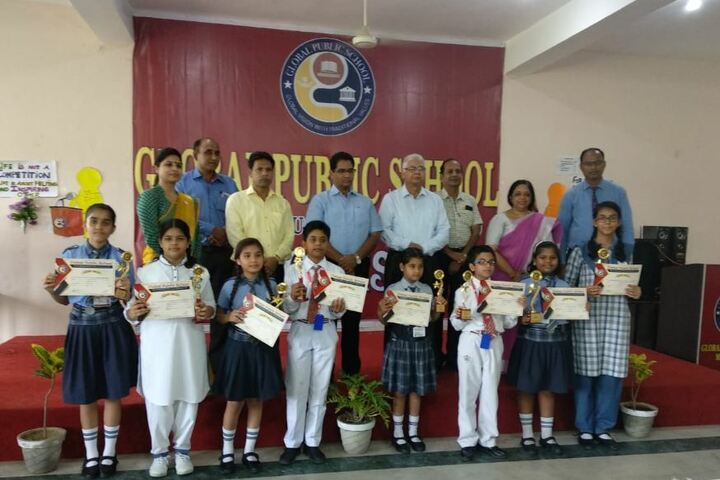 Golden Gate Global School-Achievement
