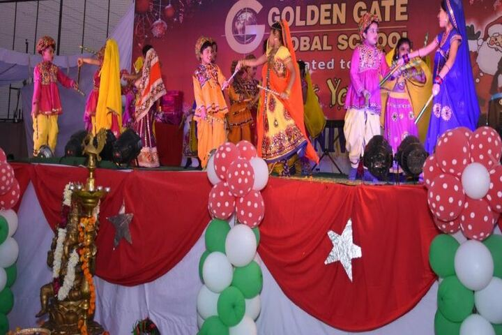 Golden Gate Global School-Annual day