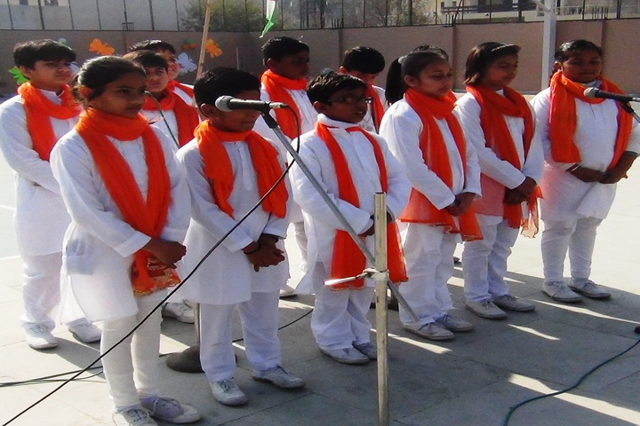 Golden Gate Global School-Republic day