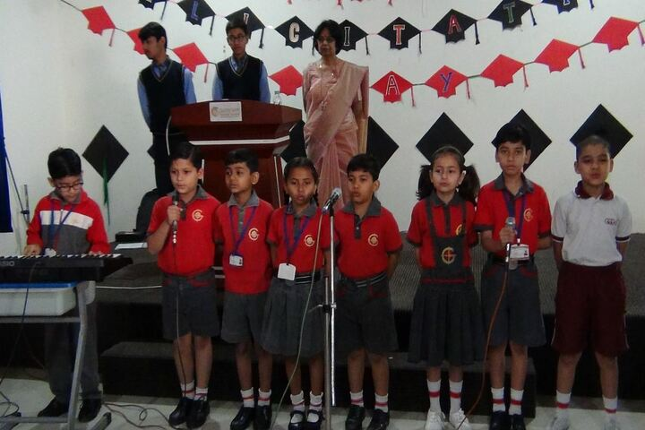 Golden Gate Global School-Singing