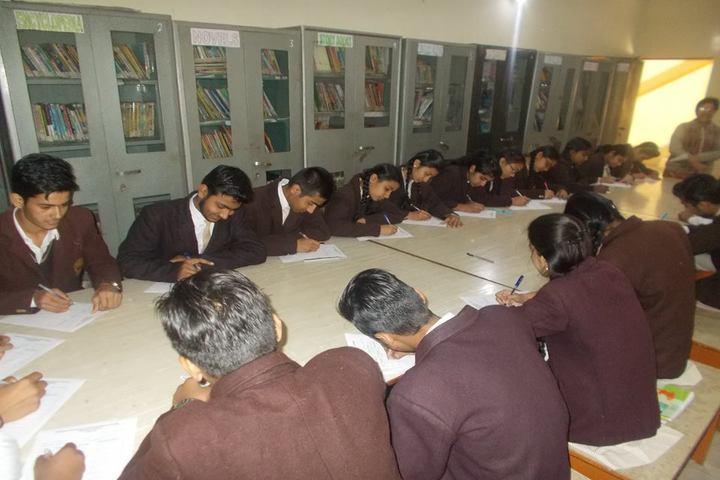 Golden Public School-Library