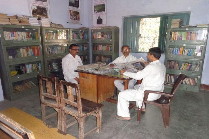 Gopal Saraswati Vidya Mandir-Library