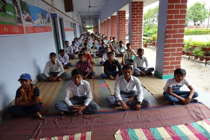 Gopal Saraswati Vidya Mandir-Yoga