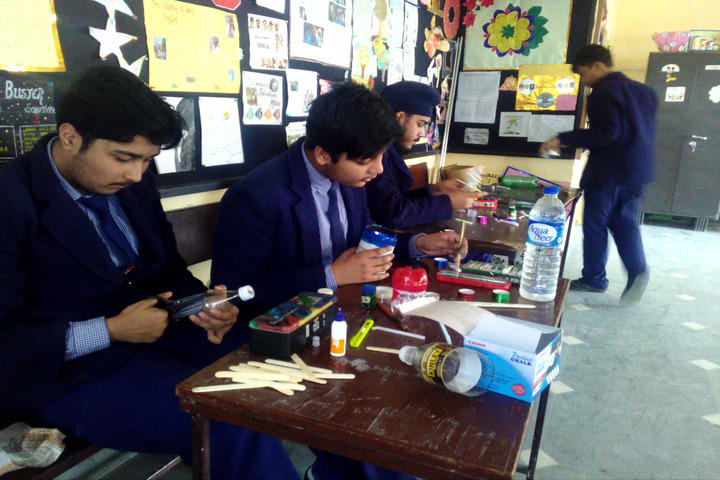 Gorakhpur Public School-Activity