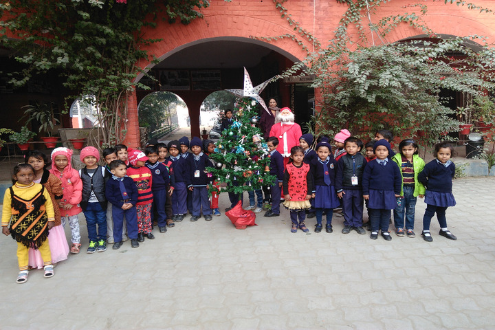 Gorakhpur Public School-Christmas Celebrations