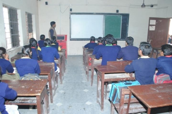 Gorakhpur Public School-Classroom