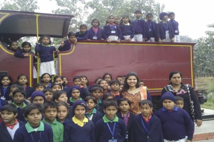 Gorakhpur Public School-Educational Tour