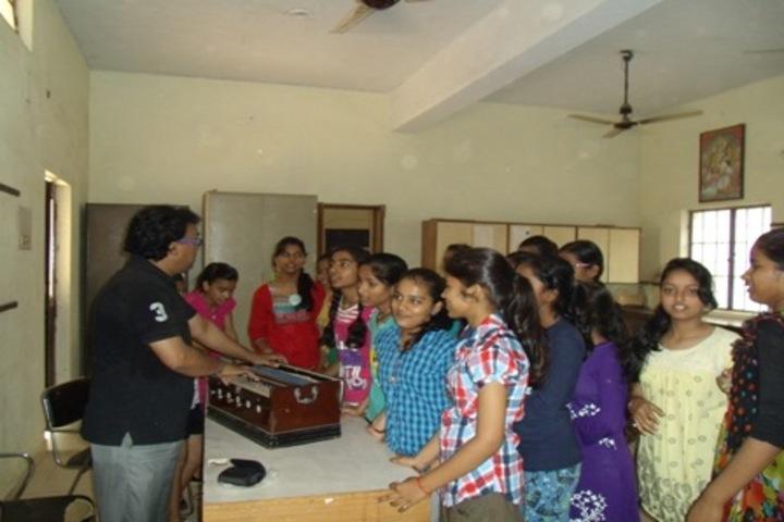 Gorakhpur Public School-Music Room
