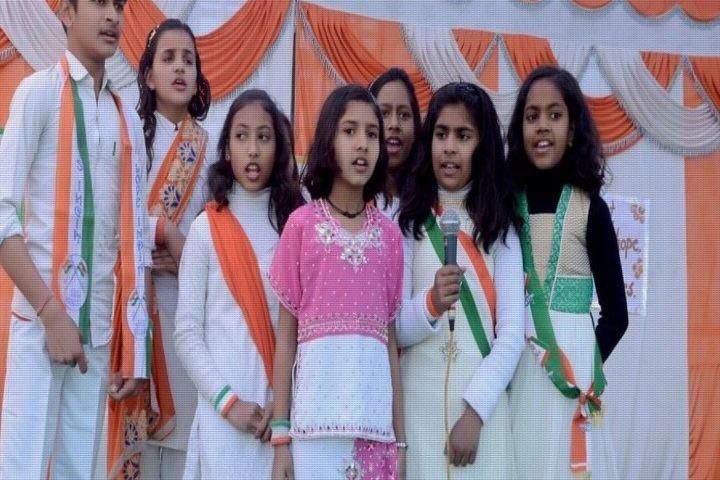 Goverdhan Vidyapeeth-Singing