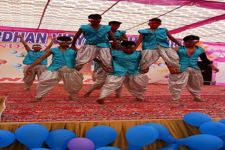 Goverdhan Vidyapeeth-Dance