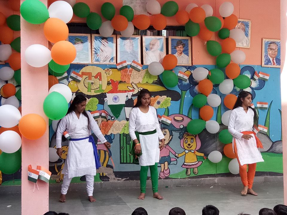 Goverdhan Vidyapeeth-Republic Day