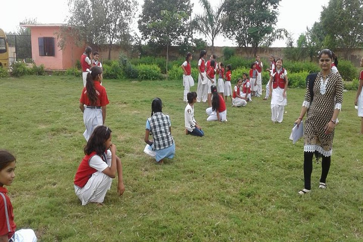 Goverdhan Vidyapeeth-Sports