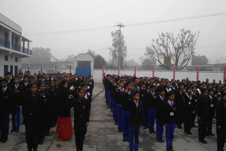 Goyal Public School-Assembly