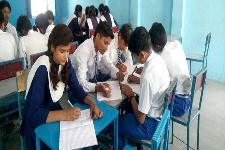 Goyal Public School-Classroom