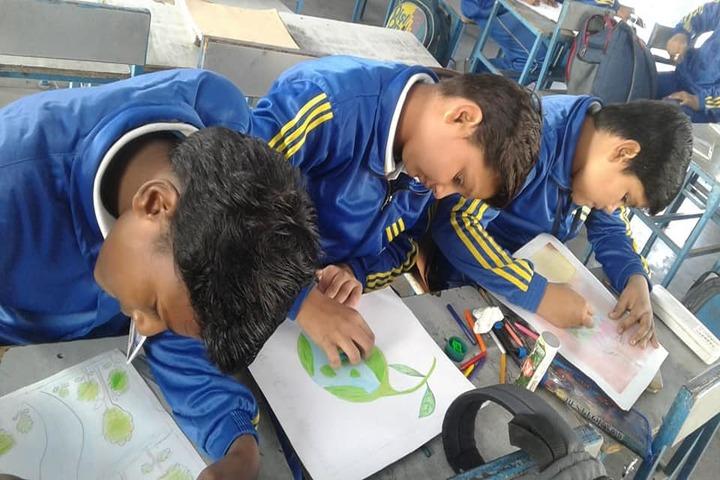 Goyal Public School-Drawing