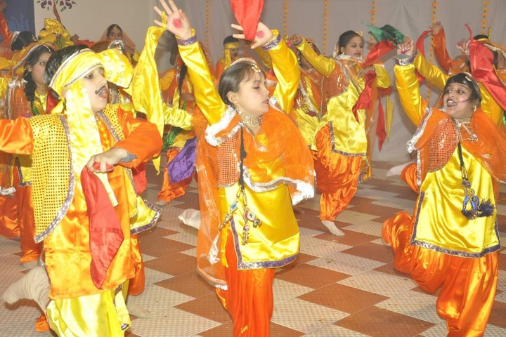 Grain Chamber Public School-Cultural Festival