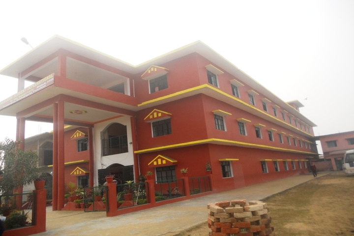 Gramarshi Academy International-Campus view