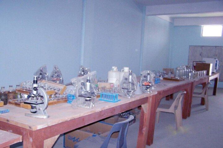 Gramarshi Academy International-Laboratory