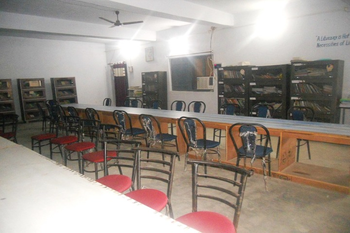 Gramarshi Academy International-Library