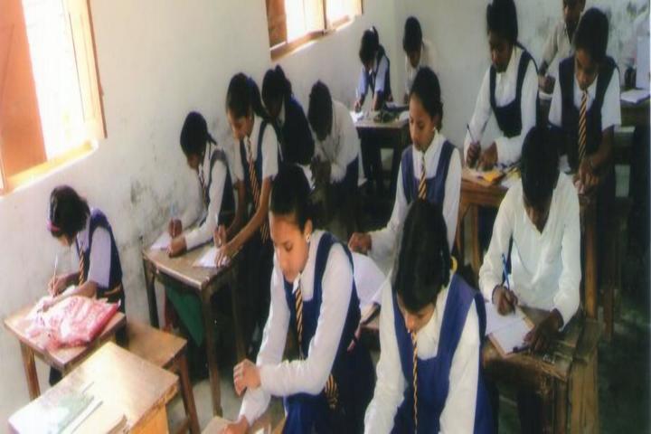 Gramya Bharati Purv Madhyamik Shikshalaya-Classroom
