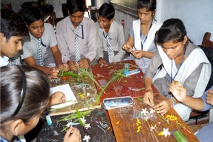 Gramyanchal Public Senior Secondary School-Art