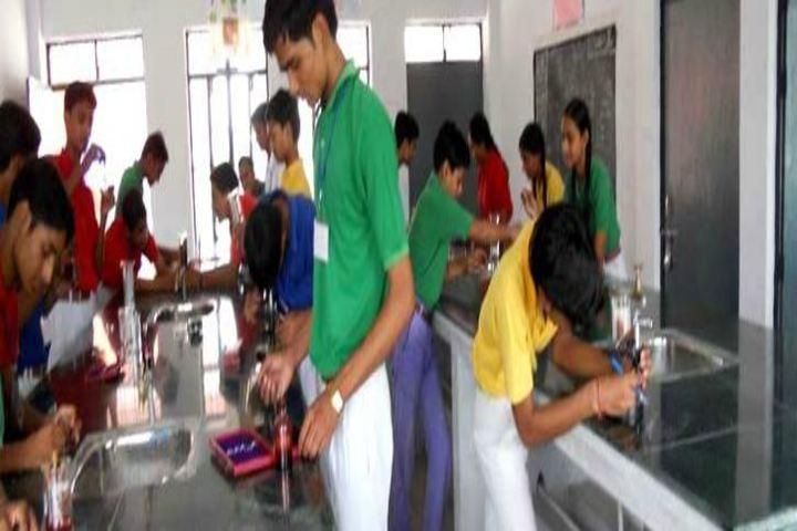 Gramyanchal Public Senior Secondary School-Laboratory
