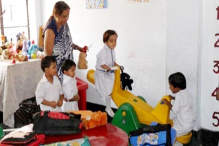 Gramyanchal Public Senior Secondary School-Playing