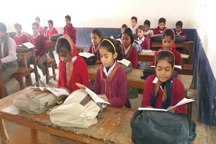 Shri Lakshmi Narayan Saraswati Vidya Mandir-Classroom