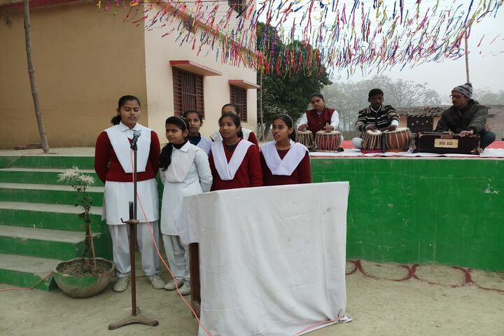 Shri Lakshmi Narayan Saraswati Vidya Mandir-Group Song