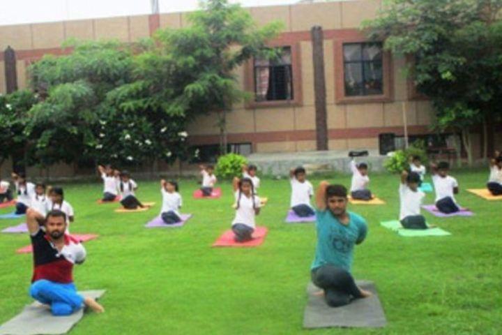 Great Columbus School- Yoga