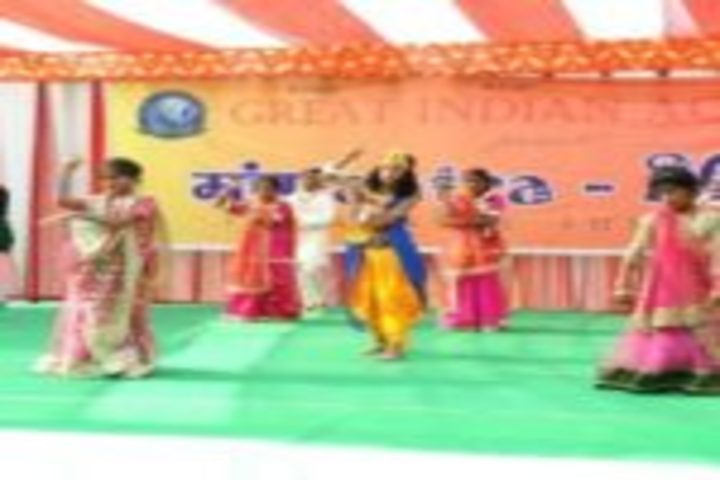 Great Indian Academy-Annual day